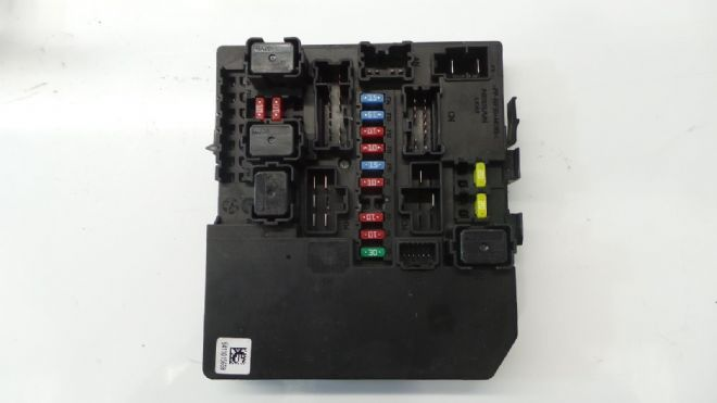 Where Is Fuse Box On Renault Grand Scenic on